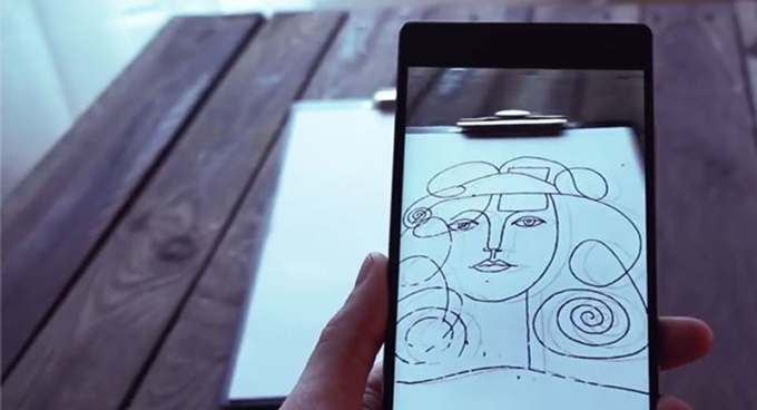 SketchAR - an Awesome App for Drawing